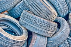 Realistic Graphic DOWNLOAD (.ai, .psd) :: http://jquery.re/pinterest-itmid-1006968593i.html ... Tires ... <p>Pile of used rubber car tires</p> black, car, old, rubber, texture, tires, tread, used, worn  ... Realistic Photo Graphic Print Obejct Business Web Elements Illustration Design Templates ... DOWNLOAD :: http://jquery.re/pinterest-itmid-1006968593i.html