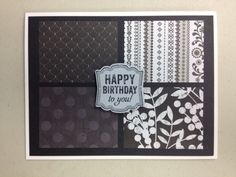 Stampin' Up Label Love