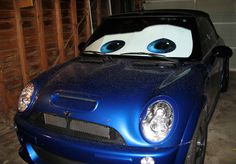"Pixar ""Cars"" eyes Sun shade? - Page 2 - North American Motoring"