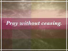 God hears prayers!