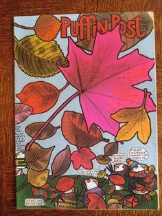 PUFFIN POST Vintage Children's Magazine Vol 10 # 3 1976 Philippa Pearce Books | eBay