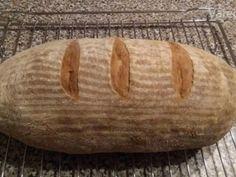 Kváskový Pšenično-špaldový Chlieb Bread, Food, Brot, Essen, Baking, Meals, Breads, Buns, Yemek
