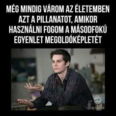 De most tényleg, ilyeneket minek kell megtanulni? Mind Trick Questions, Brain Teaser Questions, Really Funny, Funny Cute, Lol So True, Dylan O, Funny Moments, Funny Photos, Best Quotes