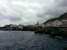 Garachico in Santa Cruz de Tenerife, Canarias - First capital of Tenerife