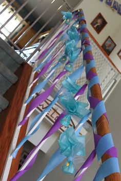 Our Crafts ~N~ Things » Blog Archive » Brave Birthday Party