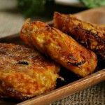 These are a great veggie burger alternative— when you've overdosed on potatoes, these are filling, are lighter, and offer a little more variety. Veggie Recipes, Indian Food Recipes, Vegi Burger, Vegetable Cutlets, Food Terms, Passover Recipes, Passover Meal, Cutlets Recipes, Vegetarian Cooking