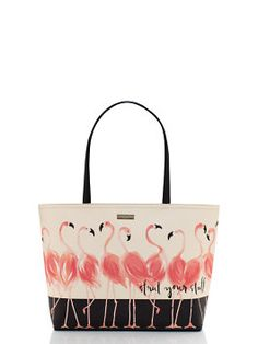 strut your stuff flamingo francis by kate spade new york