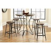 Found it at Wayfair - Adele Counter Height Pub Table Set