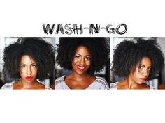 Wash and Go for 4a, 4b, 4c, Natural Hair: Part 1 www.youtube.com/donedo05