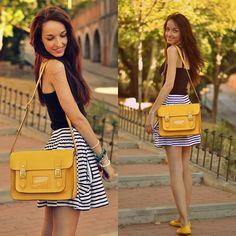 I love my satchel :D (by Corazon De Maniqui) http://lookbook.nu/look/3771503-i-love-my-satchel-D