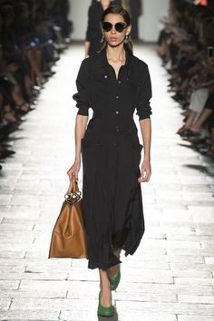 Best dressed from  Bottega Veneta Spring 2017 Ready-to-Wear collection.
