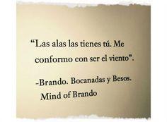 """A veces es difícil expresarle a tu pareja lo que sientes por él. Afortunadamente existen frases tan sabias como las de """"Mind of Brando"""" que resumen todo el amor que sientes por tu novio. Aquí 15 frases para decirle cuánto lo amas."""