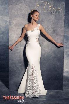 b44952c8c2c3 Wedding Gown Guide  Asymmetric neckline – The FashionBrides