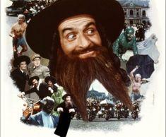 Les aventures de Rabbi Jacob de Gérard Oury (1973) • Cinemannonce Rabbi Jacob, Old Movies, Adventure