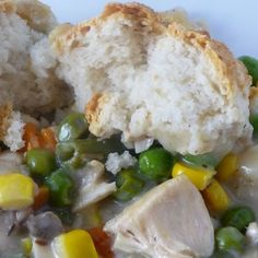 Weight watchers Chicken Pot Pie Recipe- 4 Point Total - LaaLoosh