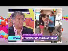 Maradona arremete contra Verónica Ojeda con una cautelar