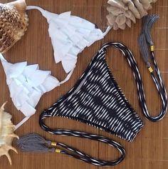 Brazilian Low Waist Bikini Set Swimwear Women Bra