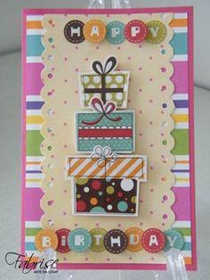 scrapbook cartão de aniversário 005