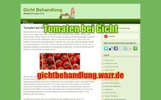 Tomaten bei Gicht - Lebensmittel / Ernährung