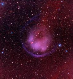 Planetary Nebula HFG1 - © Ken Crawford Rancho Del Sol Observatory, MPC G67