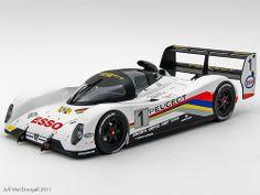 Peugeot 905 #1 Esso 1992 Le Mans winner