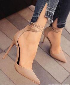 23a9d11bcc6a8b Women Shoes High Heels Pumps Sandals Women Fashion Casual Colors as picture  Size  35