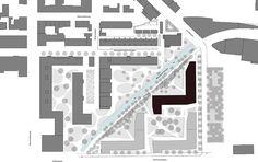 Bau der Woche: Wohnbau Schwanengasse - Kistler Vogt Architekten