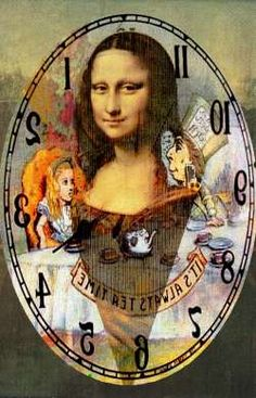 Mona Friends, Cool Pictures, Funny Pictures, La Madone, Mona Lisa Parody, Mona Lisa Smile, American Gothic, Many Faces, Caricature