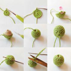 Mini Broom Dolls 1 Crochet Pattern Leaflet Mini Broom Dolls 1 Crochet Pattern Leaflet Mini Broom Dolls 1 Crochet Pattern Leaflet Mini Broom Dolls 1 Crochet Pattern Leaflet Mini Broom Dolls 1 Crochet Pattern L Bead Crochet, Irish Crochet, Crochet Motif, Diy Crochet, Crochet Crafts, Crochet Dolls, Crochet Projects, Crochet Earrings, Diy Earrings