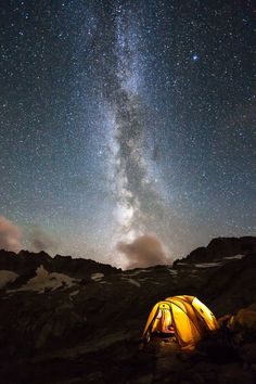 Blessed by stars Photo by Jeremy Brun -- National Geographic Your Shot #night_photography #stars