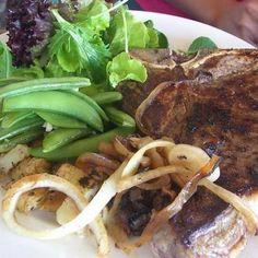 Lemon and Rosemary T-Bone Steaks Recipe Grilled T Bone Steak, Grilled Steak Recipes, Lunch Recipes, Dinner Recipes, Cooking Recipes, Peppercorn Steak, Steak Dishes, Juicy Steak