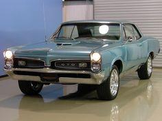1967 P0ntiac GTO, sweet rims