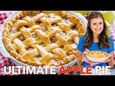 Apple Pie Crust, Apple Slab Pie, Homemade Apple Pie Filling, Best Apple Pie, Homemade Pie Crusts, Pie Crust Recipes, Apple Pie Recipes, Apple Desserts, Apple Crust Recipe
