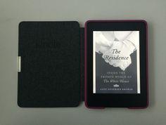 Libro The Residence de Kate Andersen Brower
