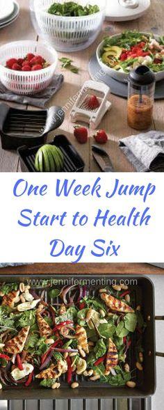 One Week Jump Start