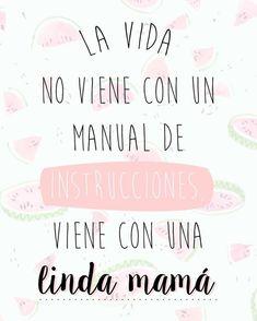 Imagina Y Crea Tu Mismo Frases Para Mama Frases Pinterest Mom