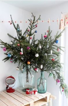 Kerstboom, maar net even anders - huis & organiseren, organiseren | Flair at Home
