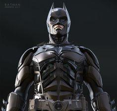 Batman Armored Suit