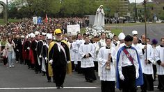 St. Paul during the 65th annual May Procession