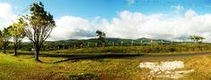 across from a soccer field in Guanacaste Province, Costa Rica