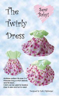 Freetoddlery Dress Sewing Pattern | Free Toddler Dress Patterns to Sew – Yahoo! Voices – voices.yahoo ...