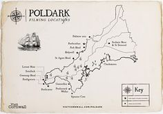 All you need to know about the BBC One Poldark series plus inspiration on filming locations in Cornwall, accommodation, activities and Cornwall Map, Cornwall England, Poldark Filming Locations, Poldark Series 2, Santa Cruz Camping, Camping Cornwall, Holidays In Cornwall, Tourist Board, England Ireland