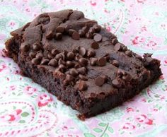 The Spunky Coconut: Egg-free, Grain-free Brownies