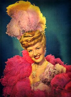 32 Best Betty Grable In Joseff Jewelry Images In 2019