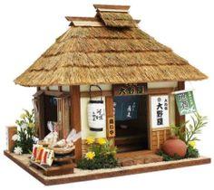 Japanese model house