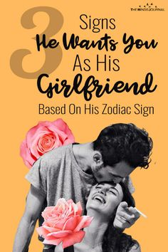When a guy wants to be committed to you, he shows a few distinct signs. Do you know all those signs that he wants you as his girlfriend? Want You, Love You, Signs He Loves You, Zodiac Personalities, Spiritual Meaning, Zodiac Traits, 12 Zodiac Signs, Zodiac Compatibility, Te Amo