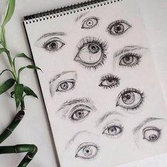 Drawing eyes, art drawings, realistic eye drawing, eyeball drawing, c Pencil Art Drawings, Art Drawings Sketches, Cool Drawings, Indie Drawings, Art Du Croquis, Realistic Eye Drawing, Drawing Eyes, Eye Sketch, Eye Art