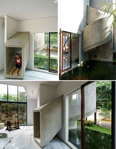 Private Playgrounds: 13 Amazingly Fun Houses