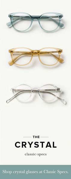 55a8db3319 Classic Specs - Timeless Eyeglasses   Sunglasses - Starting at  89. Frames For  GlassesVintage ...