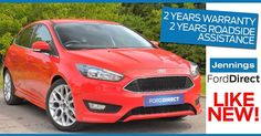 Used Ford Focus | Approved Used Focus s for sale at http://ift.tt/1MHP7f9